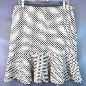 White House Black Market Skirt Sz 12